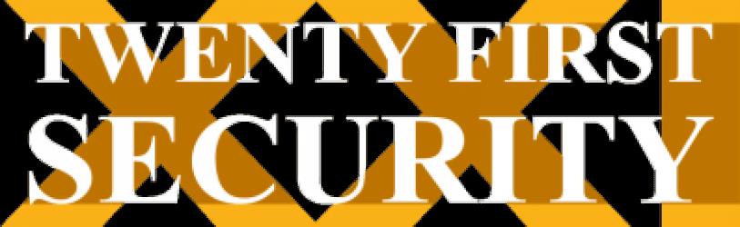Twenty First Security – Blog