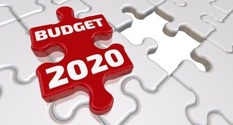 Budget 2020 At A Glance, Overview, Outlook