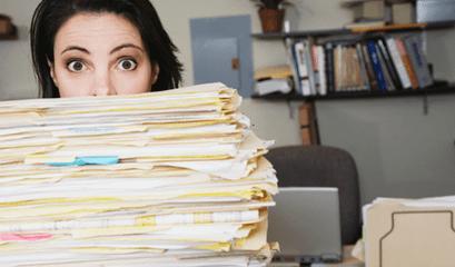 paperless office