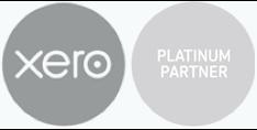 Xero Platinum Logo