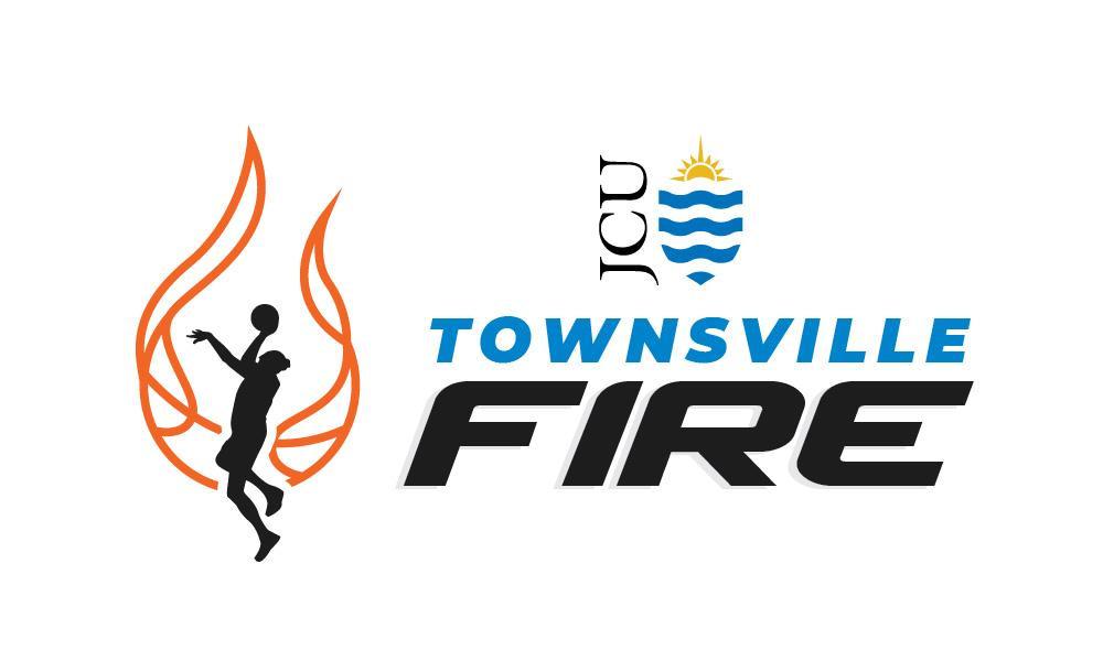 JCU Townsville Fire logo.
